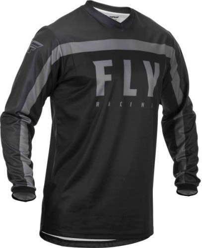 Bluza offroad FLY F-16 Black/ Grey 2020