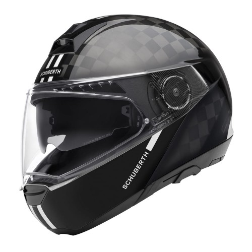 Kask flip-up SCHUBERTH C4 Pro Carbon Fusion