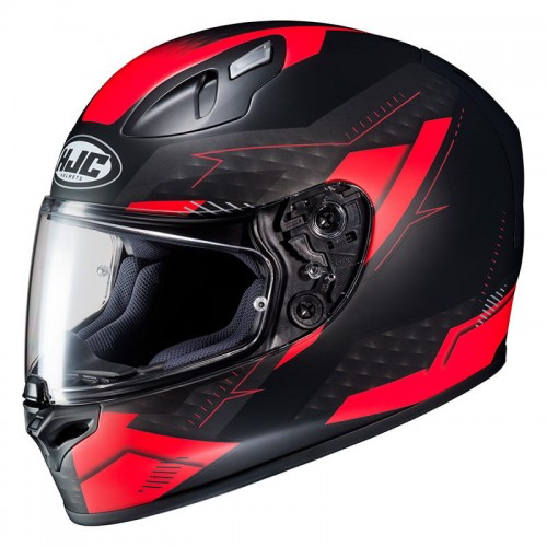 Kask HJC FG-17 Talos Black/Red