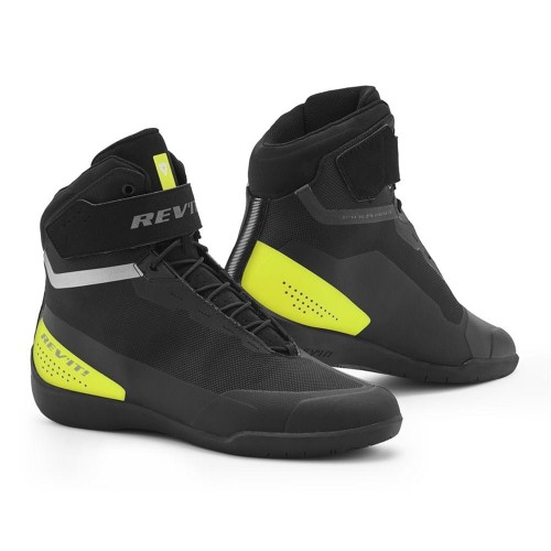 Buty motocyklowe Rev'it! Mission Black Neon-Yellow