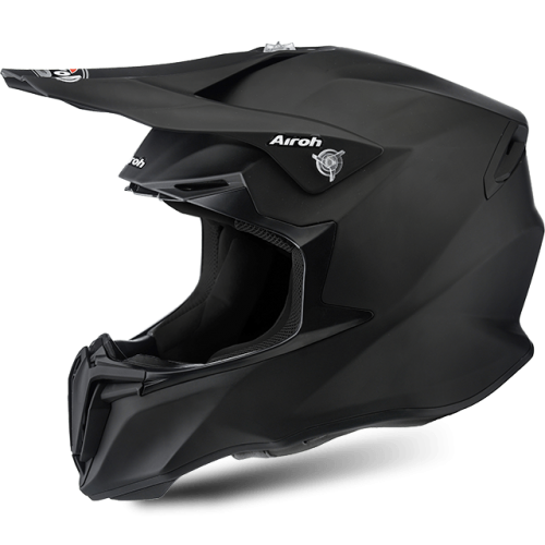 Kask Off-road cross Airoh Twist Czarny Mat
