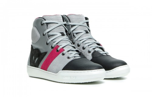 Buty Trampki Dainese York Air Lady Grey/Coral