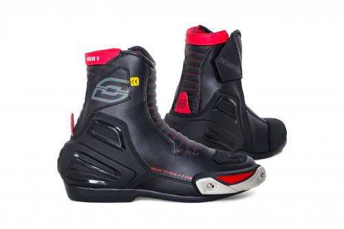 Buty OZONE Urban II Black/Red