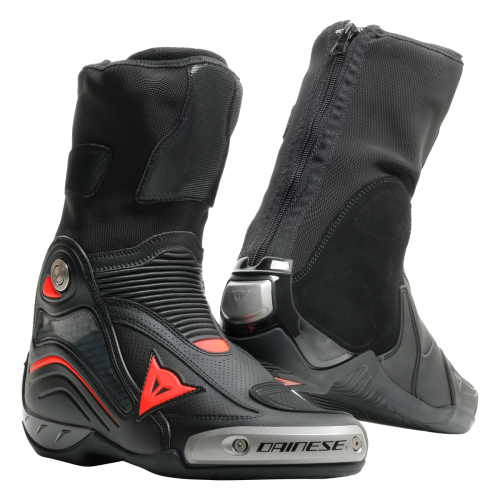 Buty Dainese Axial D1 Air Black/Fluo Red