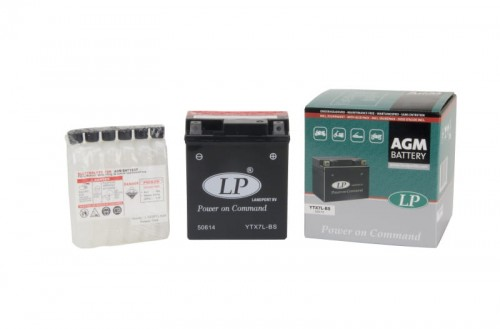 Akumulator AGM Landport YTX7L-BS 12V 6Ah