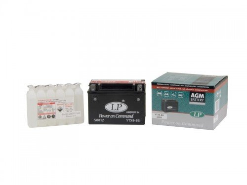 Akumulator AGM Landport YTX9-BS 12V 8Ah