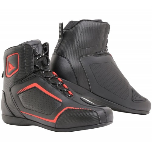 Buty Dainese Raptors Air Black/Fluo Red
