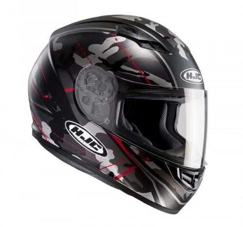 Kask HJC CS-15 Songtan Black/Red