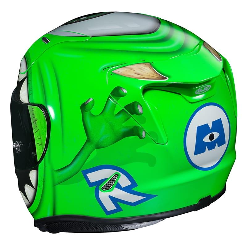 Hjc Rpha 11 >> Kask HJC RPHA 11 Mike Wazowski - Kaski integralne - R-PHA-11_MIK-MC4 - sklep MotorMind